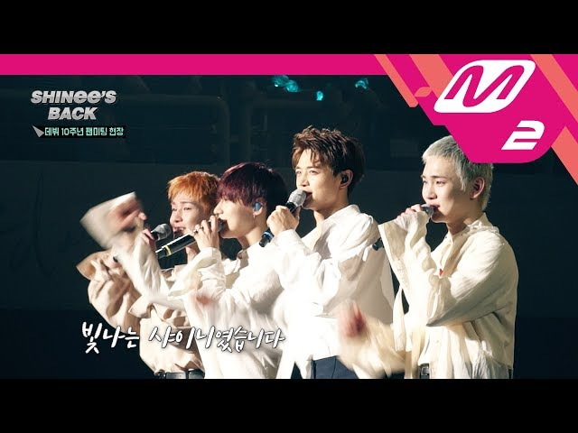 [SHINee's BACK] Ep.5 네가 남겨둔 말(Our page) (ENG SUB)