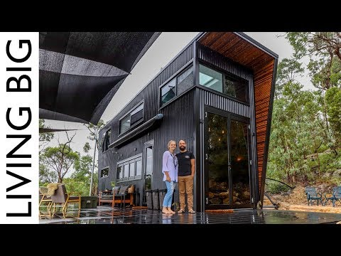 Jeremy W - Check Out This Ultra Modern Tiny House