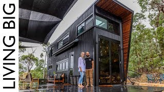 This Ultra Modern Tiny House Will Blow Your Mind thumbnail