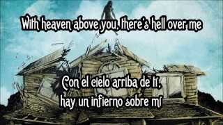 Pierce The Veil - May These Noises Startle You In Your Sleep Tonight/Hell Above [Lyrics-Sub. Esp.]