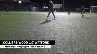 MKA UK - IFL Season V - Championship Matchday 3 Highlights
