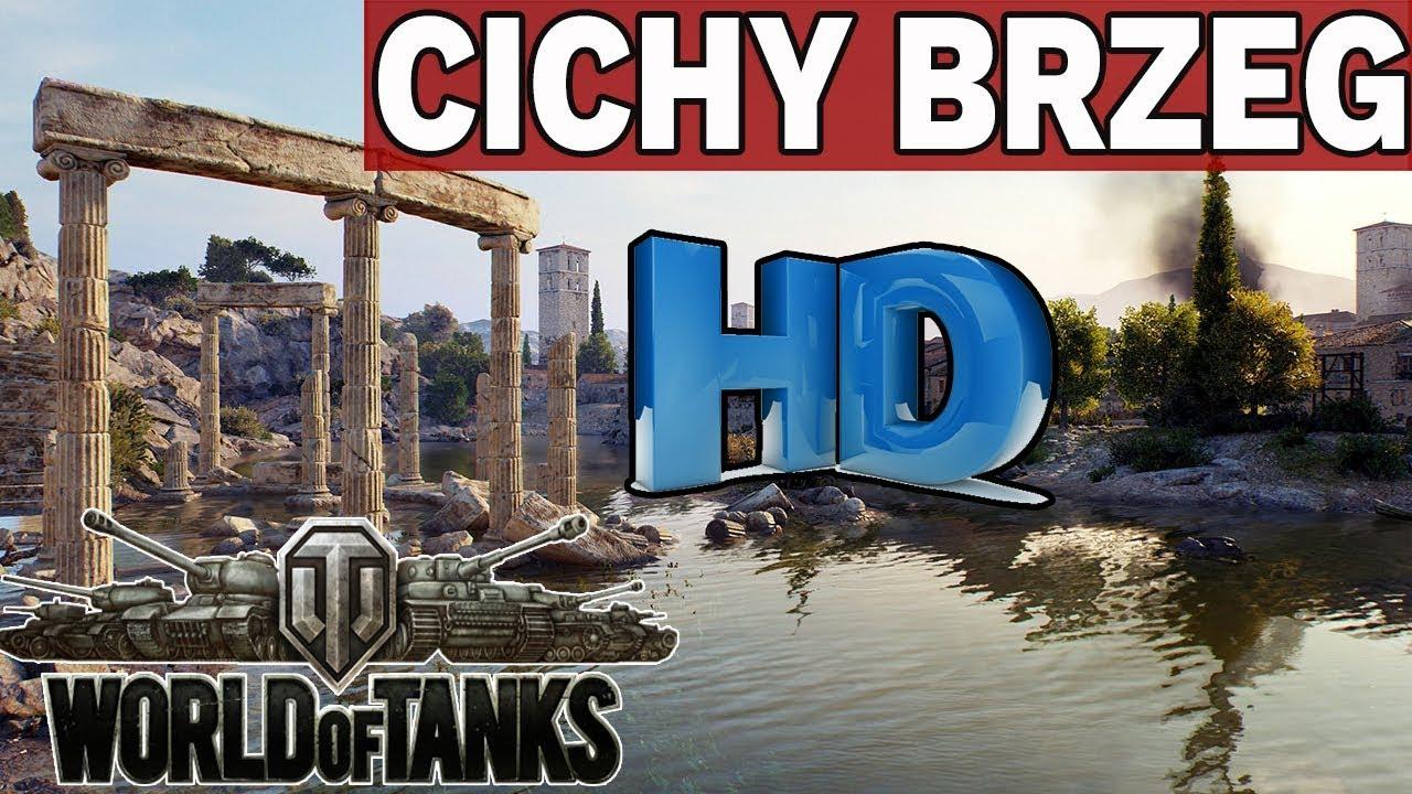 CICHY BRZEG – MAPY  HD – World of Tanks