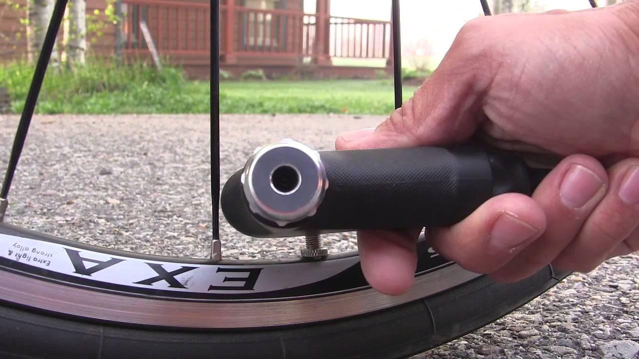 GIANT Control Blast 0 CO2 Inflator Head pour Presta Schrader Vélo Pompe Pump