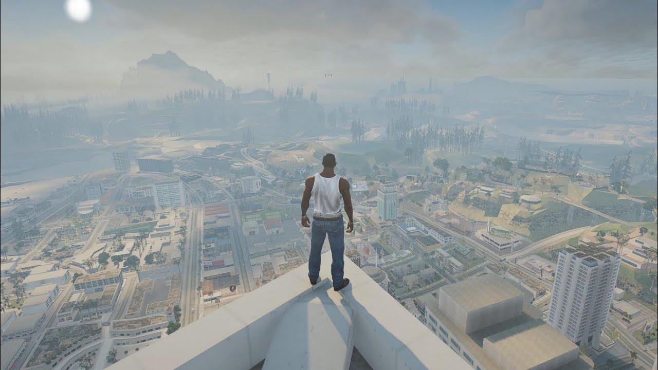 Ya Tengo el Grandioso Gta San Andreas Remasterizado del 2021