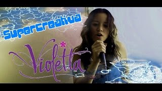Download Supercreativa - Violetta 3 - Martina Stoessel MP3 song and Music Video