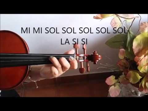 Matt Redman 10,000 Reasons (Bless the Lord) - Violín/ Notas
