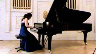 "Heghine Rapyan plays: ""Praeludium, Passacaglia and Fugato"" from Mathilde Kralik von Meyrswalden"