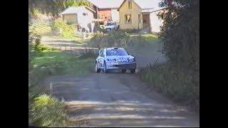 WRC Rally Finland 2001 SS19 Moksi-Leustu