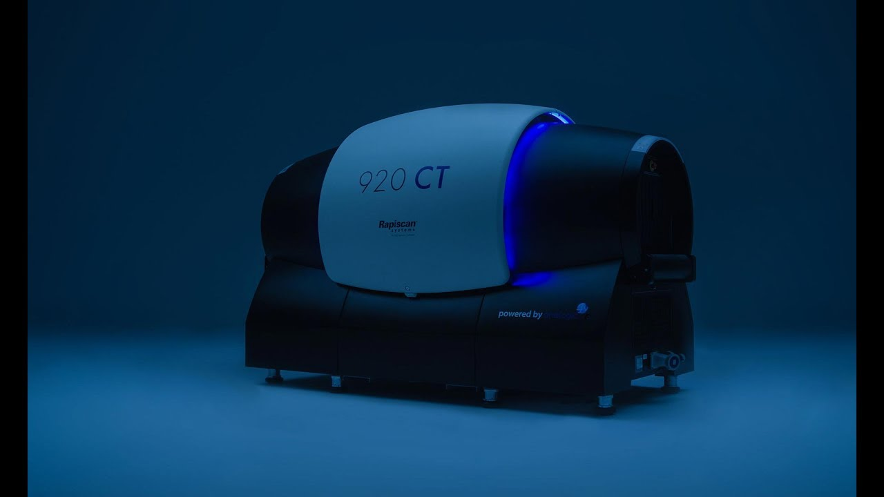 920CT - SEE INSIDE THE FUTURE - Checkpoint CT