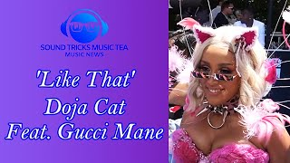 Like That - Doja Cat - Sound Tricks Music - 27Jul2020 - Free Lyrics