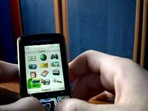 Sony Ericsson K850i Preview, part III