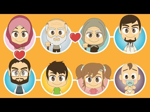 Family Members in French for Kids – Learn Family Members with Zakaria thumbnail