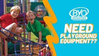 BYO Playground | Your Playground Equipment Resource