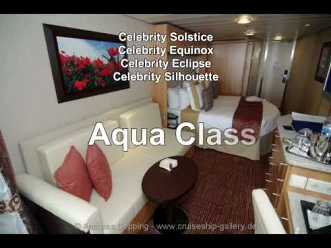 Aqua Class Balcony (A1) Celebrity Constellation Cabin ...