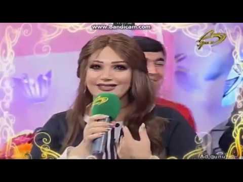 Menzure Musayeva Gozel Ifa Yerde Goyde Bilsin Xit 2018 Space Tv Youtube