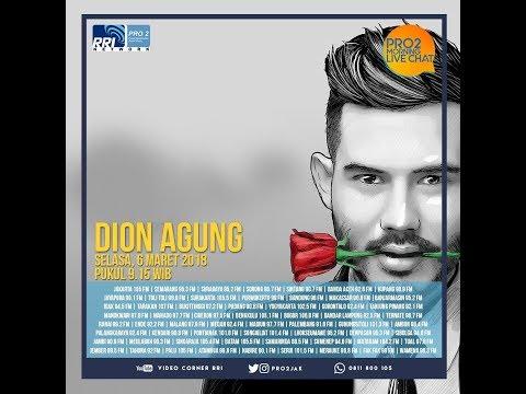 Dion Agung - Morning Live Chat Pro2 FM RRI Jakarta (Live Video Corner RRI) Reupload