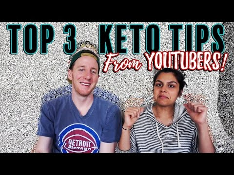 Top 3 Keto Diet Tips From Keto YouTuber's | Compilation