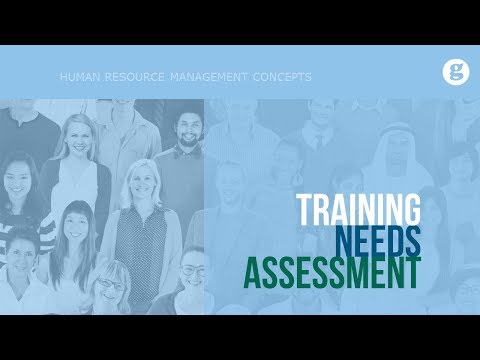 Training Needs Assessmentиз YouTube · Длительность: 5 мин4 с