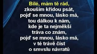 Pojď se mnou lásko má - Waldemar Matuška Karaoke tip