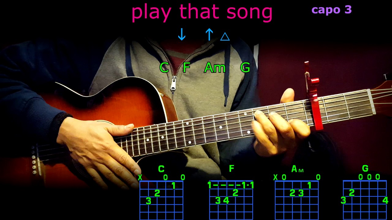 play that song train guitar chords youtube. Black Bedroom Furniture Sets. Home Design Ideas
