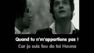Karaoke Dis moi (BB Brunes)