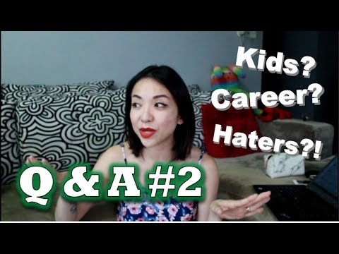 Q&A #2 | My Work, Kids, Handling YouTube Comments | Kat L