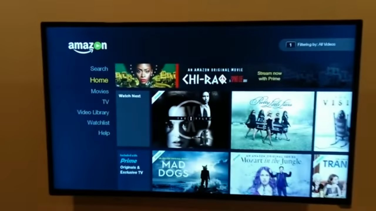 amazon fire tv free tv