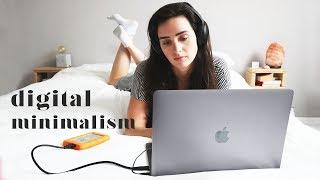 MINIMALISM SERIES | Digital Declutter 💻📱
