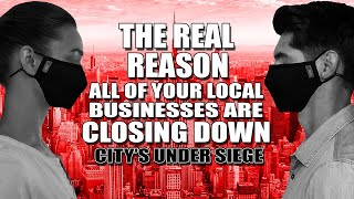 Real Rap Show | Episode 10 | The Real Reason All Of Your Local Businesses Are Closing Down.