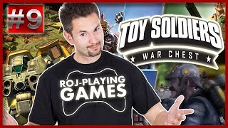 Toy Soldiers War Chest | 9/13 | LatajĄcy Zamek | 60fps Gameplay