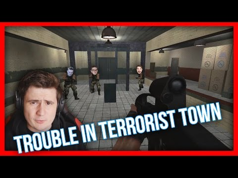 STALO SE TO!! (Trouble in Terrorist Town #10)