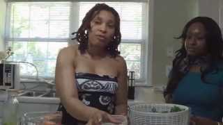 In The Kitchen With Dr. Maiysha: Spring Kale Salad