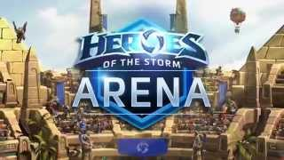 Heroes of the Storm Arena Announcement Trailer - Blizzcon 2015