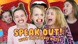 I CAN'T BELIEVE THEY SAID THAT!! W/ Kid Surfer Sabre Norris & the Norris nuts!