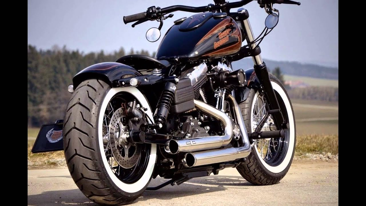harley davidson street bob bobber youtube. Black Bedroom Furniture Sets. Home Design Ideas