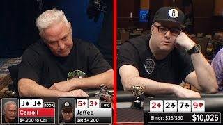 Jared Jaffee's EPIC BLUFF Against Jacks | S5 E21 Poker Night in America