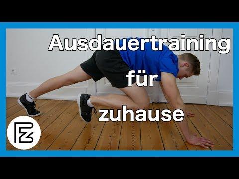 Videos von Herz-Kreislauf-Übungen zum Abnehmen