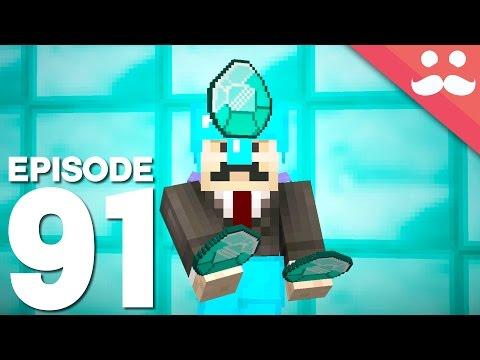 Hermitcraft 4: Episode 91 - More Diamonds than EVER!