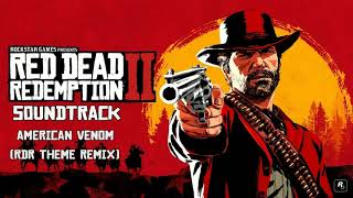 Red Dead Redemption 2 - American Venom/ Going up the Mountain - Music