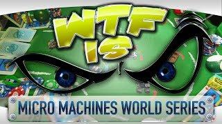 видео Micro Machines World Series