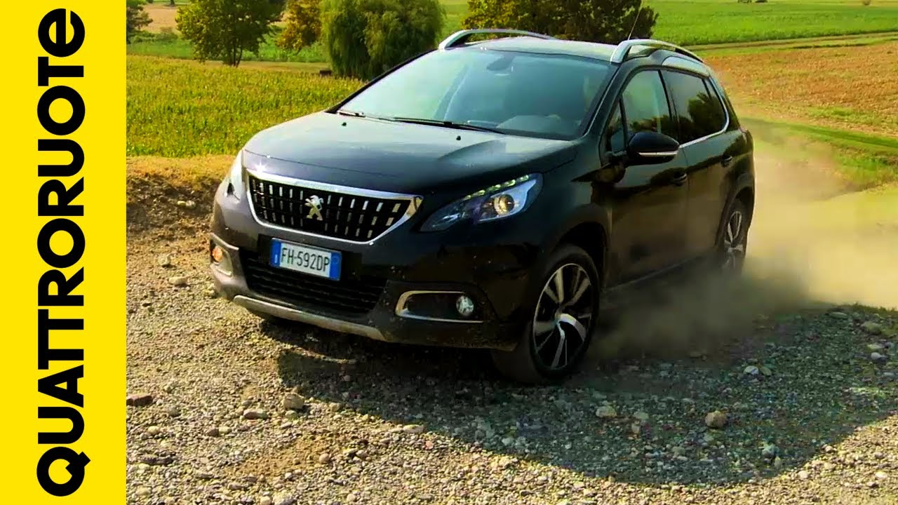 Peugeot 2008 1 2 Puretech 110 Grip Control In Off Road Diario Di Bordo Day 3