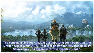 Final Fantasy XIV on Nintendo Switch could be its first major MMO