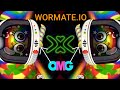Cacing Wormate Io  Topeng Kucing Lucu Pro Worm Trolling Giant Wormateio Epic Gameplay   Mp3 - Mp4 Download