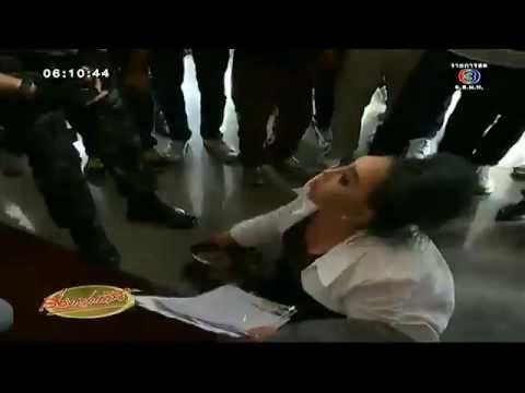 เรื่องเล่าเช้านี้ เดือด ลีน่าจัง บุกเดี่ยวขอความเป็นธรรมถูกตัดสัญญาณฮอตทีวี 22 พฤษภาคม 2014