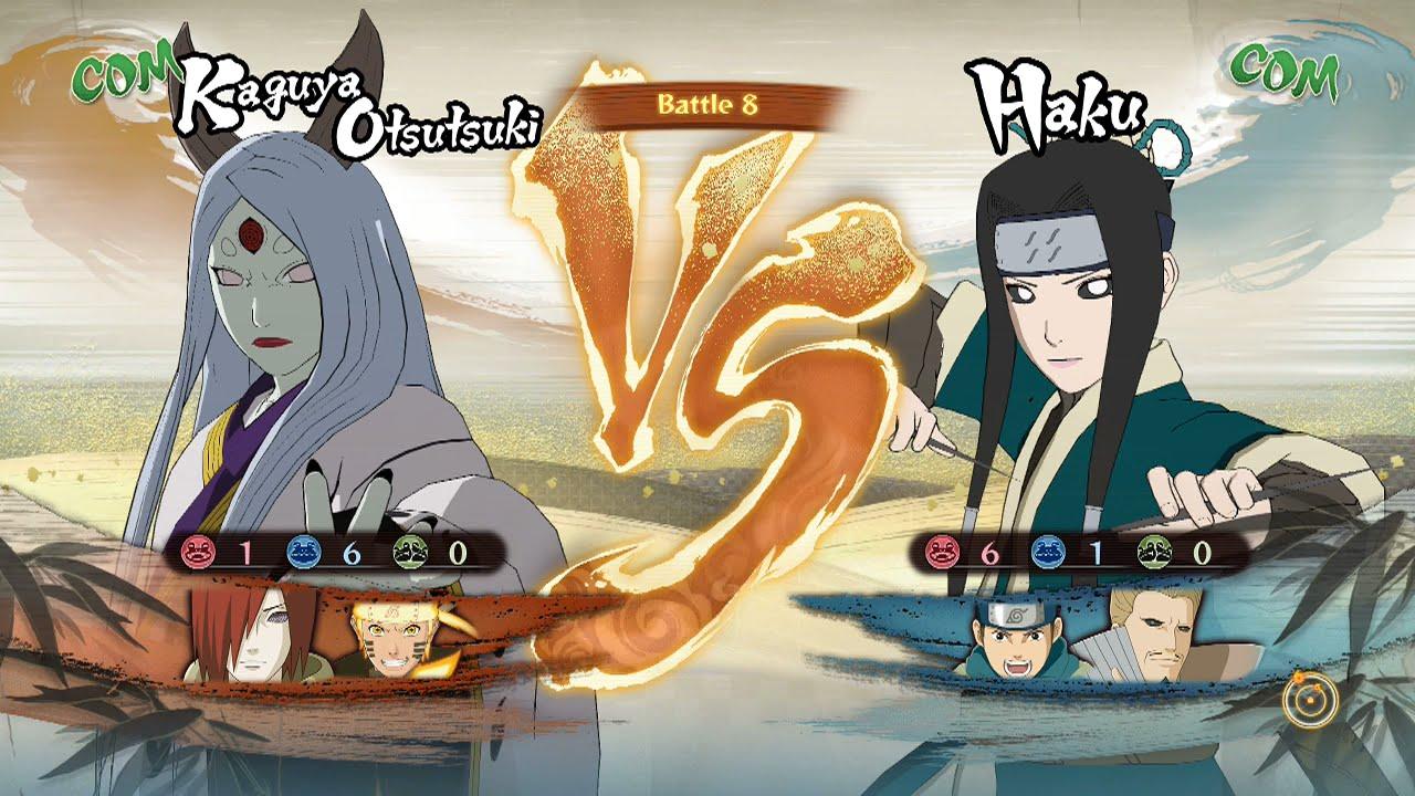 Naruto Shippuden: Ultimate Ninja Storm 4, Kaguya/Nagato ...