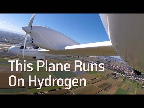 This Is The Worlds First Four-Seat Hydrogen-Powered Aircraft