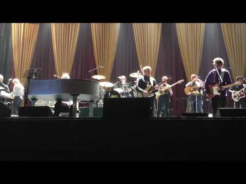 Wild Honey - Blondie Chaplin/Brian Wilson (4/15/17 soundcheck)