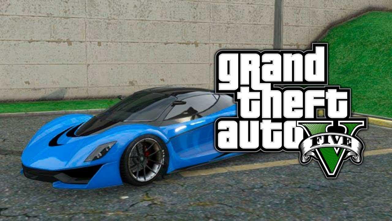 GTA V | Turismo R (EPM) on GTA IV | Gameplay PC - YouTube