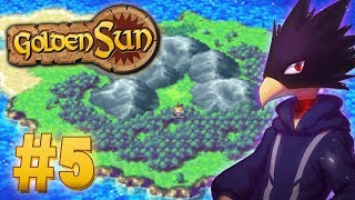 Let's Play Golden Sun (GBA) [5] - Crossbone Isle!?
