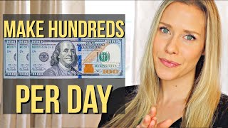 HIGHEST PAYING ONLINE JOBS + PASSIVE INCOME IDEAS 2020  |  Make $100's per day from home